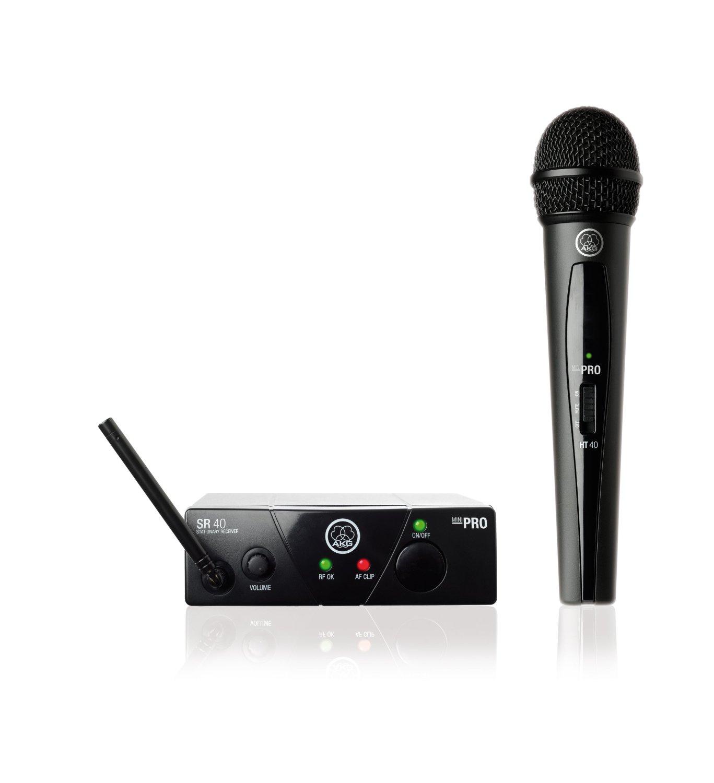 Bộ Micro không dây AKG WMS 40 Mini Vocal Set
