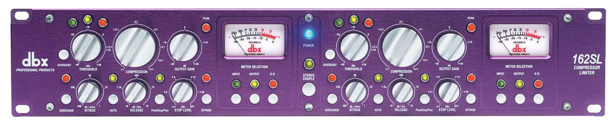 Bộ nén âm thanh Compressor DBX 162SL