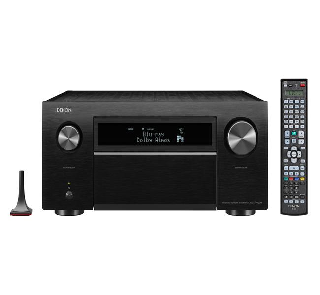 Ampli Receiver Denon AVC-X8500HBK hỗ trợ công nghệ Dolby Atmos