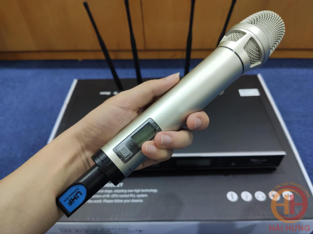 Micro không dây cao cấp Hai Audio DB32 chính hãng (HÀNG NHẬP KHẨU) tại Audio Hải Hưng