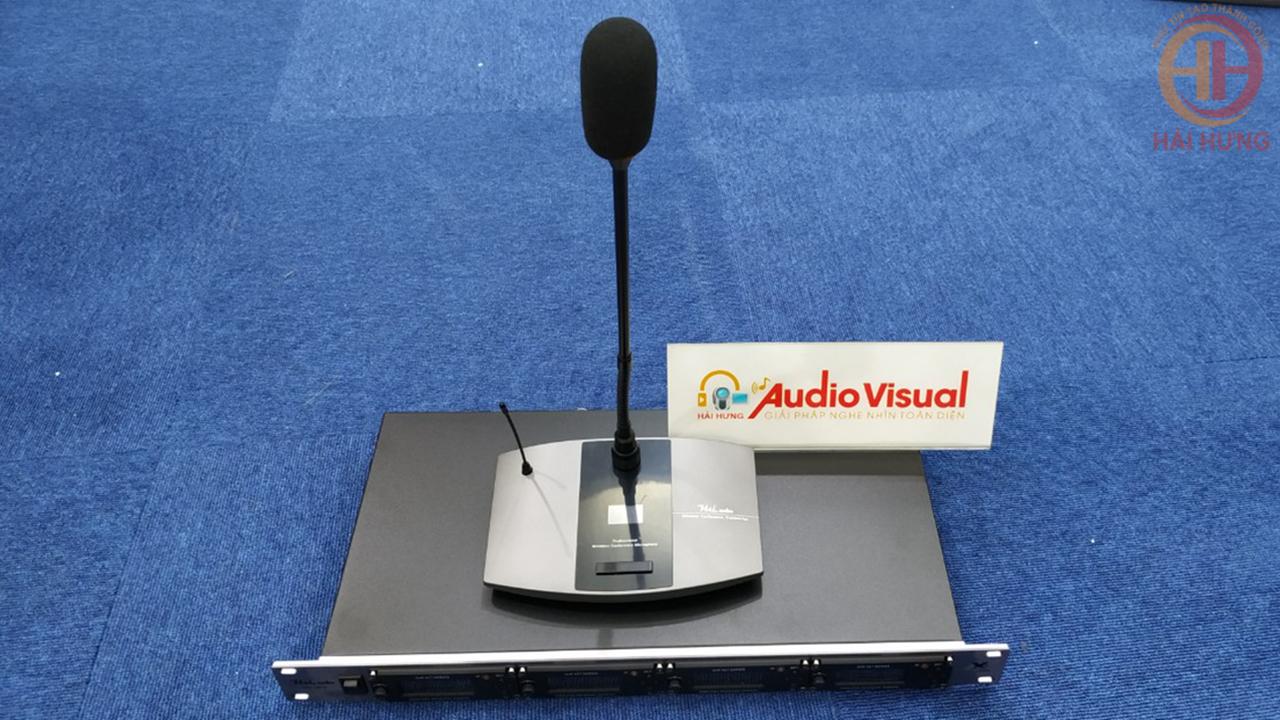 Micro đại biểu không dây HAI-D818