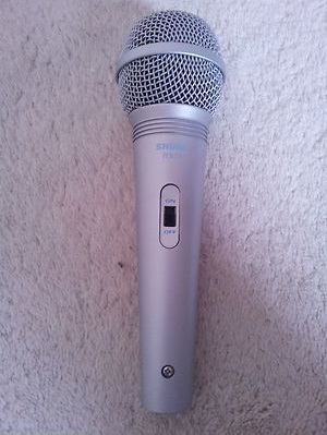 Dynamic Microphone.Shure RS35