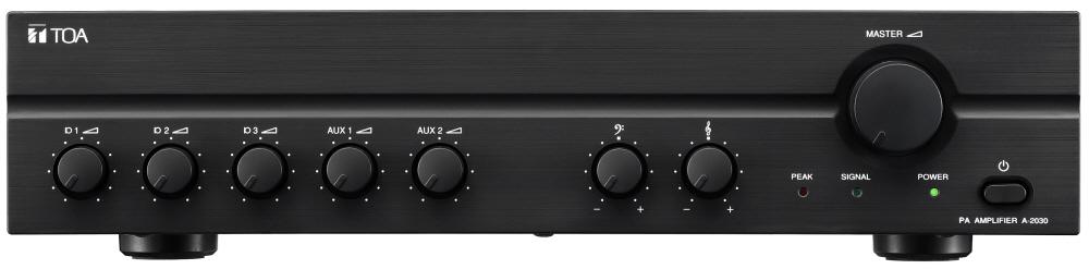 Mixer tăng âm truyền thanh 60W Toa A-2060 H