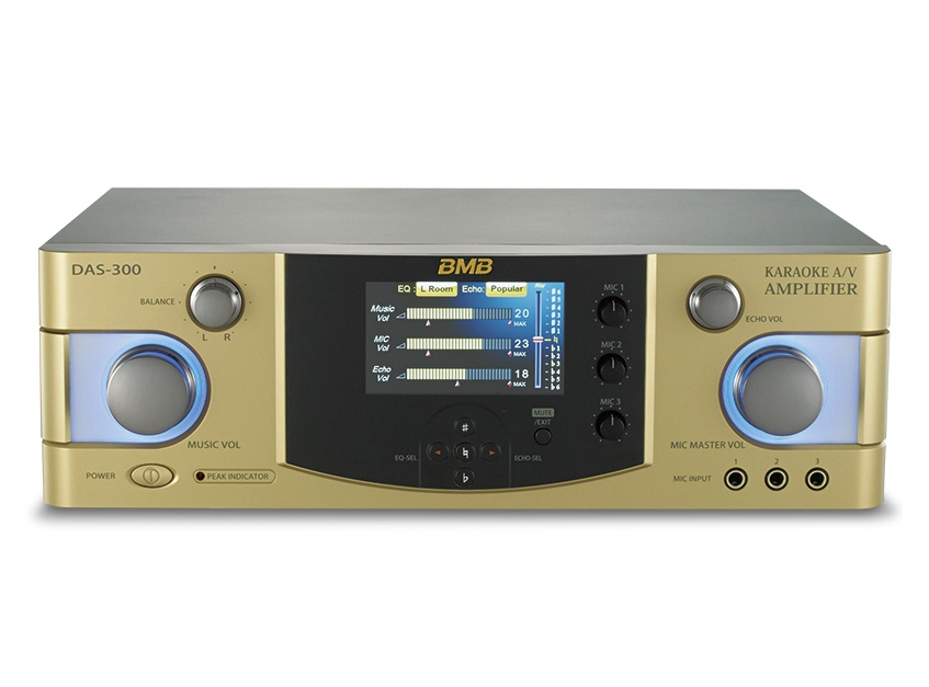 Ampli công suất BMB DAS 300 SE