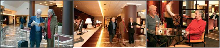Hệ thống âm thanh hội thảo Bosch Plane được sử dụng tại khách sạn