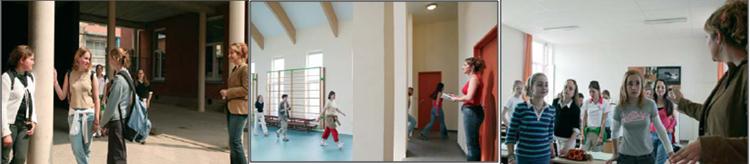 Hệ thống âm thanh hội thảo Bosch Plane được sử dụng tại trường học