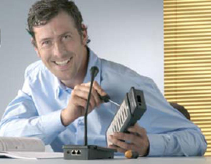 Hệ thống âm thanh thông báo Bosch Plena lắp đặt cực dễ dàng