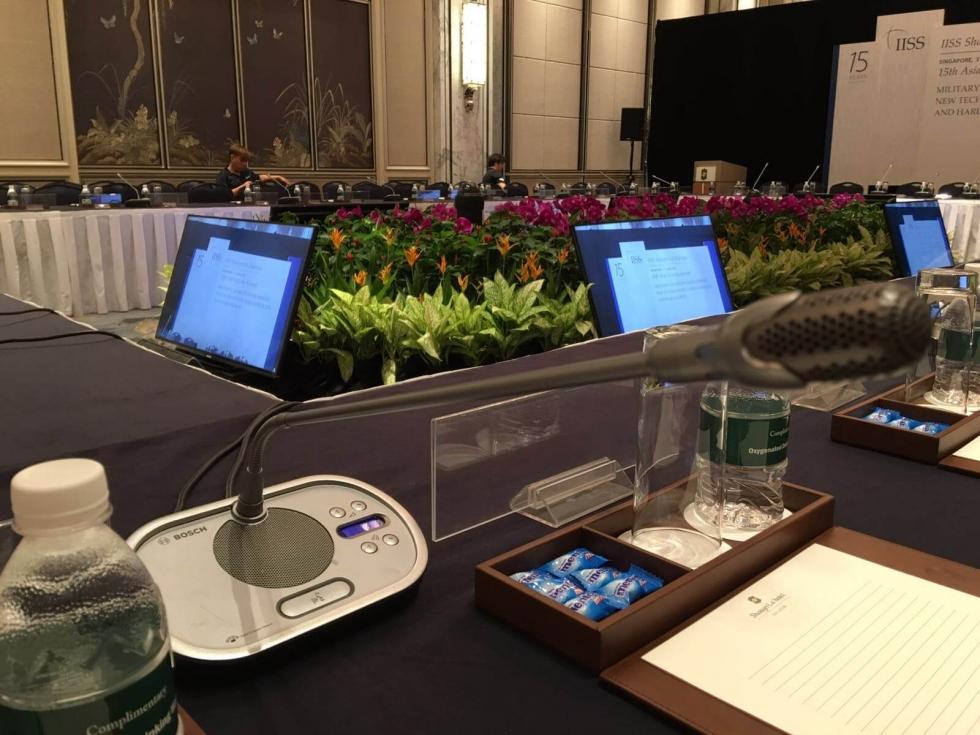 hệ thống âm thanh hội thảo - hội nghị DCN NEXT GENERATION
