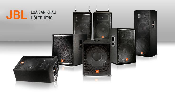 Hệ thống âm thanh hội trường JBL