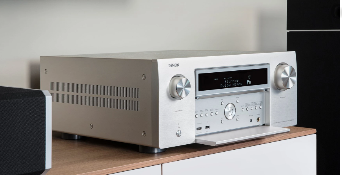 Amply Denon AVC-X8500 13.2 Channel AV Receiver