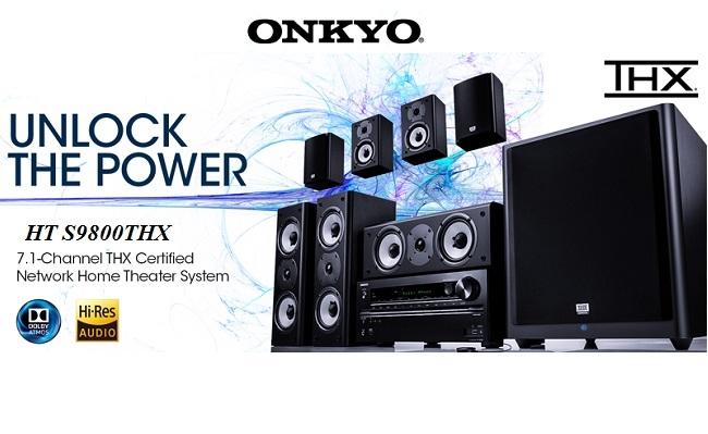 Dàn âm thanh 7.1 Onkyo HT-S9800THX