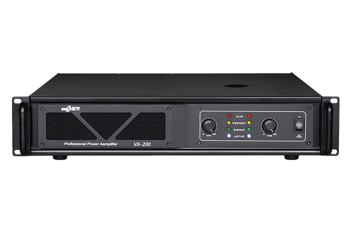 Amplifier công suất 4 kênh Bost Audio MXH-940