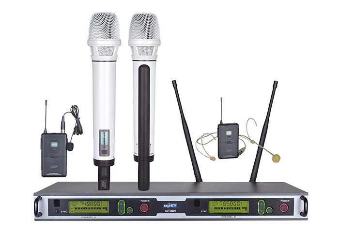 Bộ micro không dây Bost Audio ACT-860S